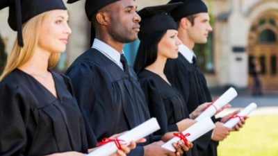 What percentage of Americans have a college degree