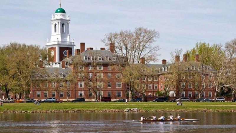 Harvard University Cambridge MA 1