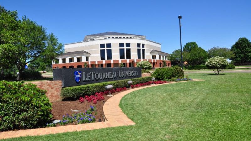 LeTourneau University Longview TX 1 1