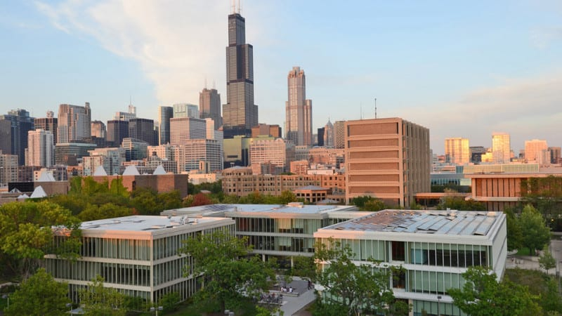The University of Illinois at Chicago IL 1