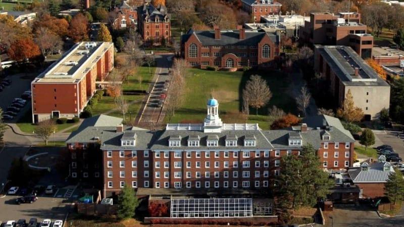 Tufts University Medford MA