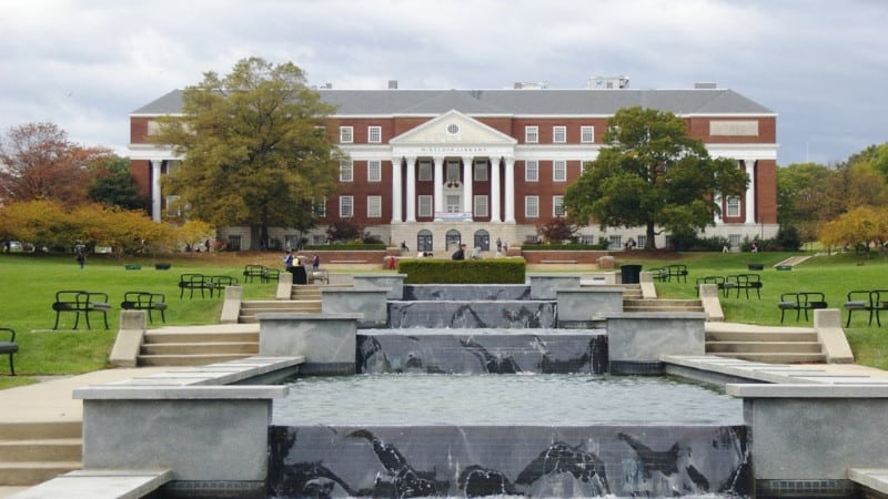 University of Maryland College Park College Park MD