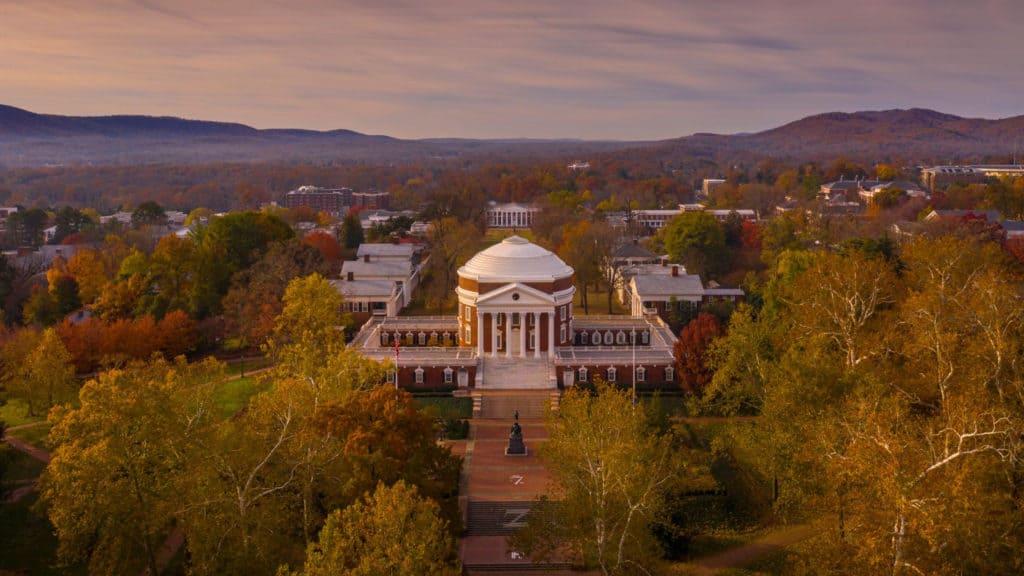 University of Virginia Main Campus