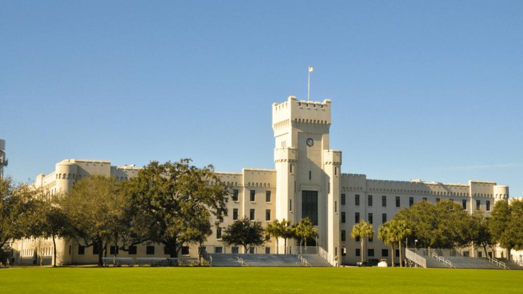 Citadel Military College 1